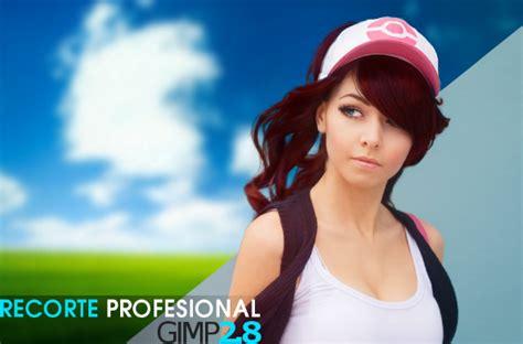 Tutorial Fotografia Profesional   recorte profesional en gimp 2 8 kalinos
