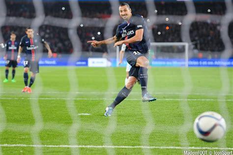 Calendrier 9eme Journee Ligue 1 Photos Psg But De Zlatan Ibrahimovic 04 10 2015 Psg