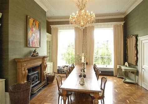 the grand dining room george clooney and amal alamuddin diy plans for new 163