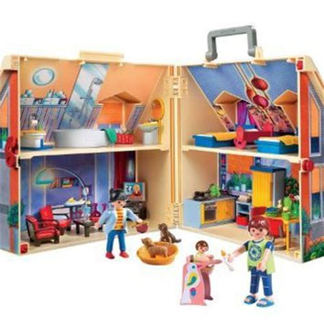 playmobil take along dolls house playmobil take along modern doll house from amazon