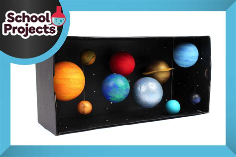 Diy Recycled Home Decor by How To Make A Model Solar System Hobbycraft Blog