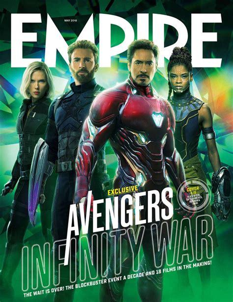 film marvel date de sortie avengers infinity war les avengers et le wakanda s