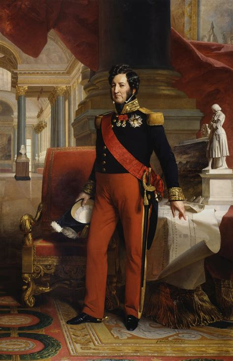 Philippe Louis by Louis Philippe I