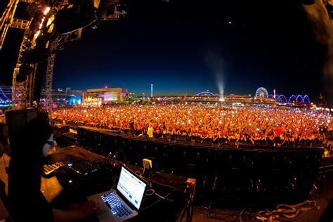 skrillex vegas 2012 electronic music festival season where are you going