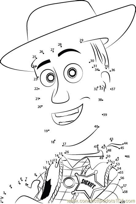 toy story color by number coloring pages toy story trusted one dot to dot printable worksheet