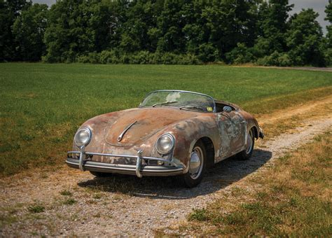 Porsche 356 Super Speedster by Porsche 356a 1600 Super Speedster Unicorn Project Car