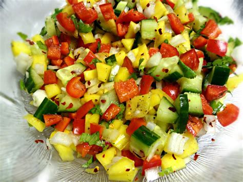 mango salsa recipe dishmaps