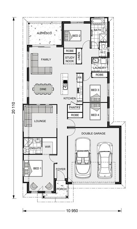 create house floor plans bridgewater 186 our designs grafton builder gj gardner homes grafton places to visit