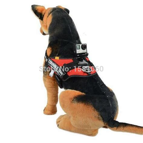 Gopro Fetch Harness 2015 sales gopro accessories fetch harness for gopro 4 3 3 2 1 blue or to