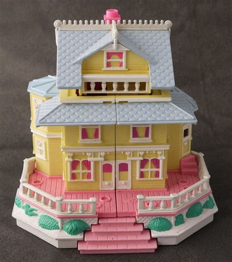 polly pocket house nostalgia