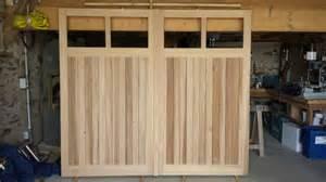 fabrication bois porte de garage 224 pornic 44210