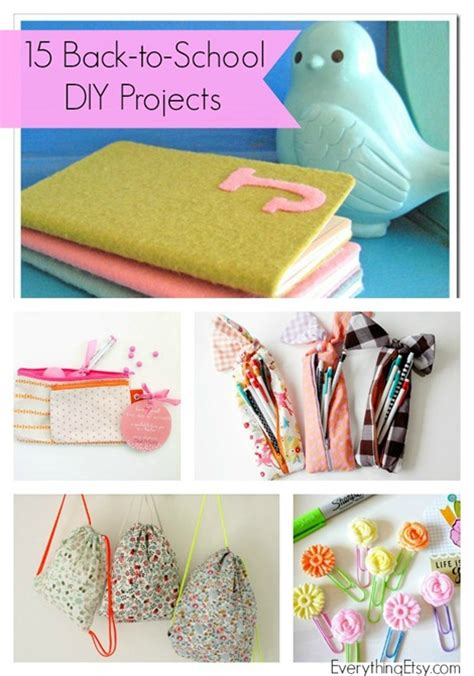 diy projects for college 15 back to school projects diy ideas everythingetsy