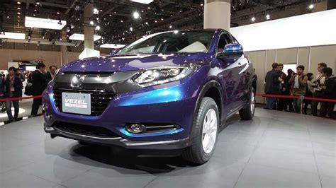 honda vezel japan sales    autocar india