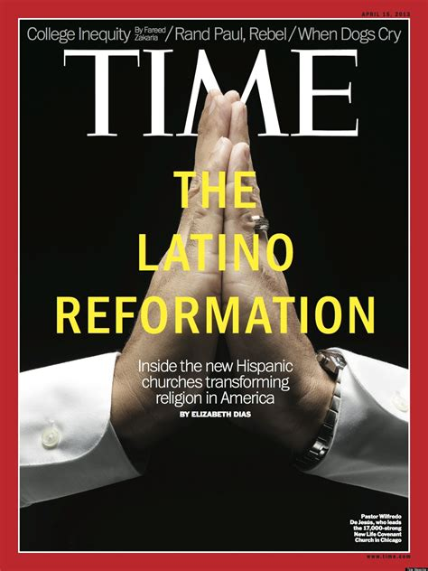 shepperson s april 2013 rise of hispanic evangelical church time magazine discusses influence of latinos in america s