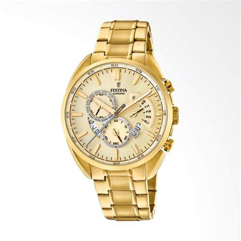 Harga Jam Tangan Merk Festina jual festina chronograph stainless steel watches jam