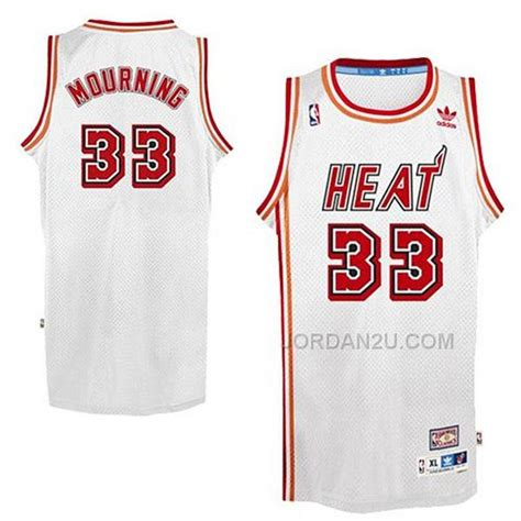 desain jersey miami heat alonzo mourning miami heat 33 swingman hardwood classics