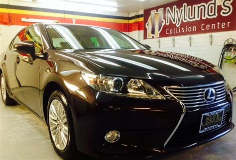 how much is a 2013 lexus es 350 how much does it cost to repair a dent on 2013 lexus es350
