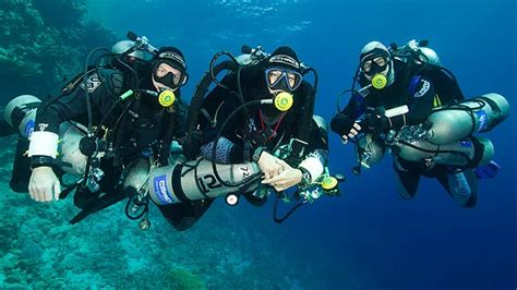 tech dive technical diving in sharm el sheikh guided dives for