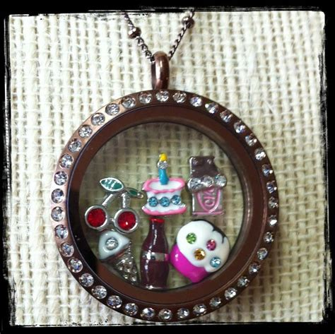 Chocolate Origami Owl Locket - 1000 images about origami owl lockets tags on