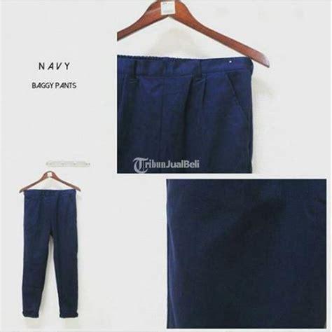 Celana Kerja Bandung celana kain bahan katun panjang polos wanita bandung dijual tribun jualbeli