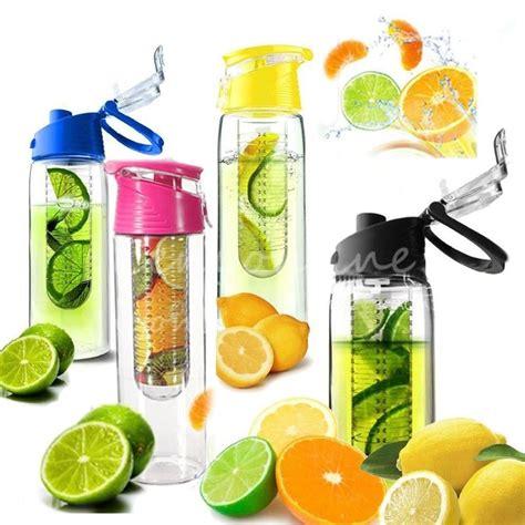 Tritan Water Bottle Bpa Free Botol Minum Infus Buah Murah Berkualitas jual tritan water bottle 2nd bpa free botol minum