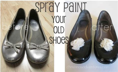 how to spray paint sneakers spray paint your shoes christinas adventures