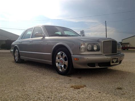 2000 bentley arnage 2000 bentley arnage red label turbo 4 door sedan 132813