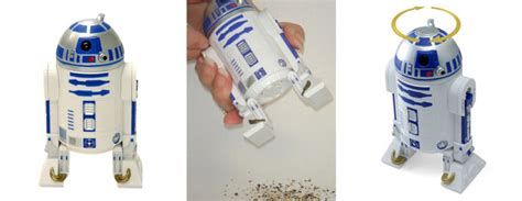 R2 D2 Relegated To Pepper by R2 D2 Pepper Mill The Green