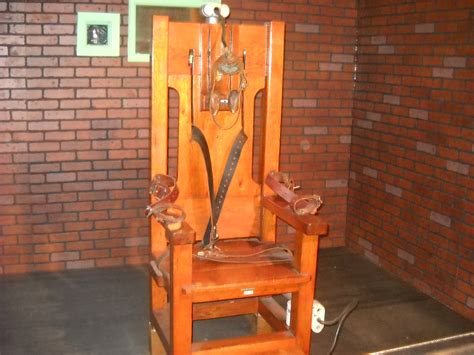 electric chair electric chair free stock photo domain pictures