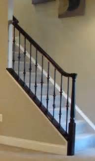 Stair Rail Balusters Rails Loudoun Stairs