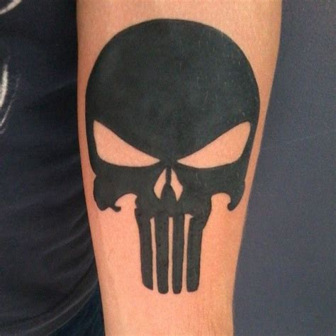 punisher skull tattoo designs pahaortattoo tatuagem skull skulltattoo