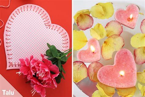 Selber Machen Ideen by Valentinstag Geschenke Selber Machen Ideen F 252 R S 252 223 E