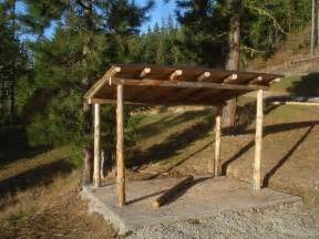 Simple Firewood Shed by Simple Woodshed Plans Shut10dvi