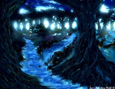 angel zam fae forest zam s realm by wolfshire on deviantart