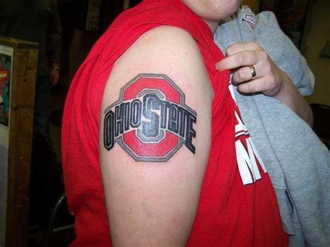 ohio state tattoo best 25 ohio state tattoos ideas on state