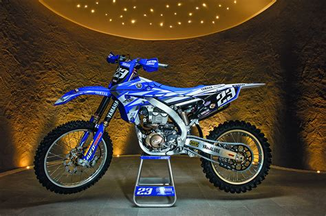 yamaha motocross motocross action magazine inside the works yamaha yz250fm