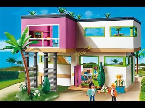 playmobil city haus maison moderne luxusvilla 5574