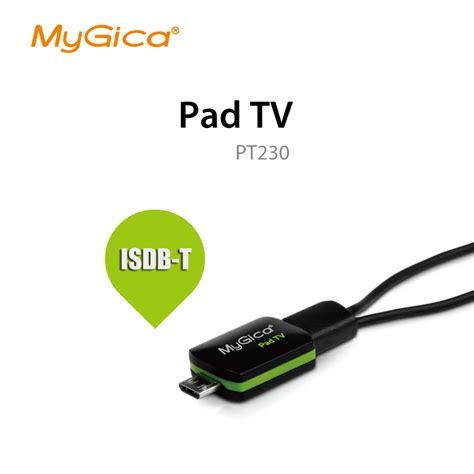 tv tuner for android aliexpress buy isdb t receiver geniatech mygica pad tv tuner isdb t or dvb t on
