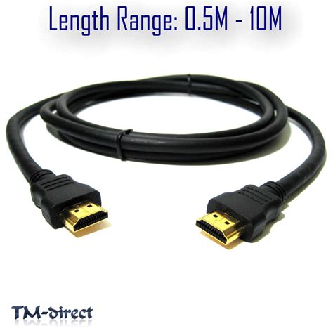 Wrap Buble Wrap 1m 1 25m premium hdmi cable gold high speed hdtv ultra hd 2160p 3d