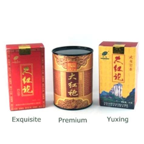 Teh Wu Yi Yan Cha Da Hong Pao Tea Gift Tea In China Da Hong Pao Tea