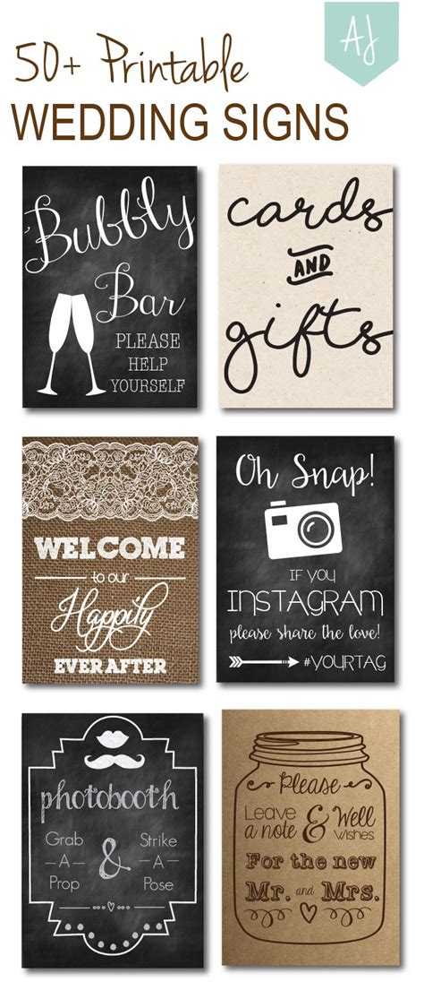 best 25 gift table signs ideas on