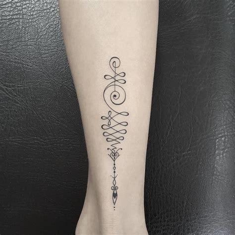32 meaningful unalome tattoo designs tattooadore
