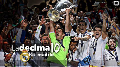 Kaos Keren Real Madrid La Decima la decima real madrid 2 by cyber03 on deviantart