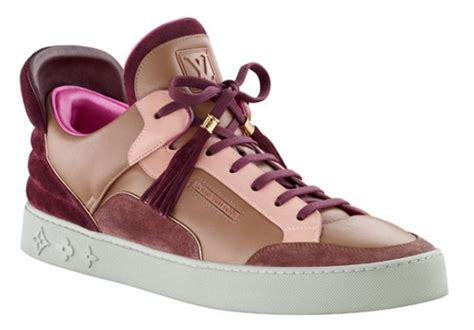 Wes Louisviton kanye west x louis vuitton complete sneaker collection release info sneakernews