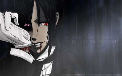 kuroshitsuji wallpaper tumblr black butler sebastian wallpapers wallpaper cave