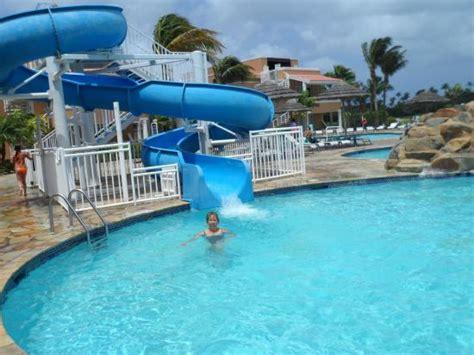 divi golf and resort piscina con tobog 225 n y bar picture of divi golf