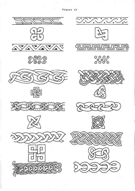norse mythology viking knotwork feedpuzzle