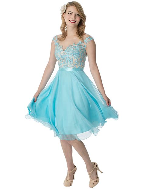 light blue party dress embroidered blue chiffon party dress bridesmaid dresses