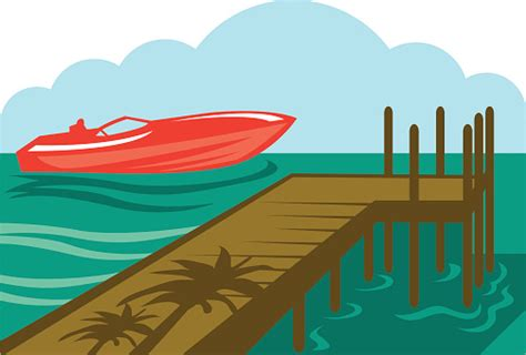 boat dock clipart boats at dock clipart clipground