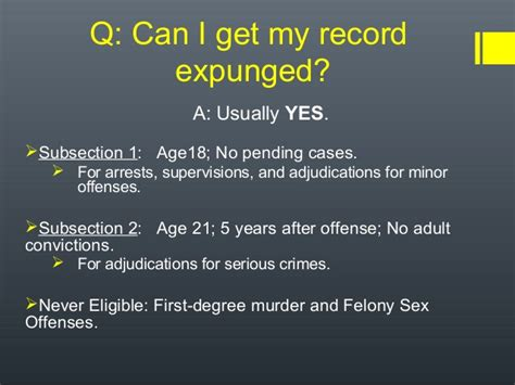 How To Get Felony Record Expunged In Illinois Expungement Talk From Laf